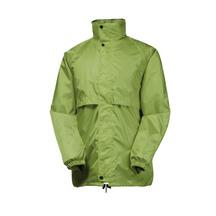 Rainbird Adult Stowaway Rain Jacket - Taitian Lime