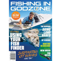 Fishing in Godzone Magazine