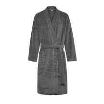 Sheridan Quick Dry Luxury Robe Graphite