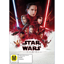Starwars  the Last Jedi Blu Ray