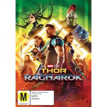 Thor Ragnarok Blu Ray