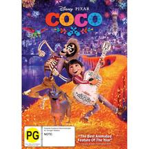 Coco Blu Ray