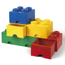 LEGO Draw Storage Brick 4 Block