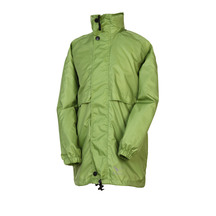 Rainbird Kid's Stowaway Rain Jacket - Tahitian Lime