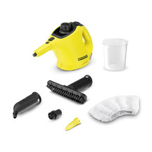 Karcher SC1 EasyFix Premium Steam Cleaner Bonus Bundle