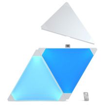 NANOLEAF Aurora Triangle Panels (3 Pack) (White)