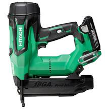 Hitachi 18V Gasless Straight 18G Brad Nail Gun