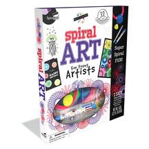 Spice Box Spiral Art