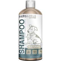 Paws and Pals Natural  Pet Shampoo
