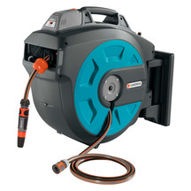 Gardena Battery Powered Hose Box 35 roll up automatic