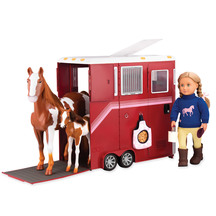 Our Generation Accessory - Horse Trailer