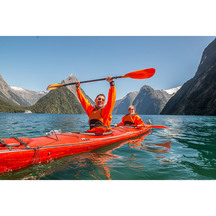 Kayaking on the Milford Sound