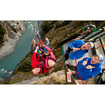 Shotover Canyon Swing and Flying Fox Combo