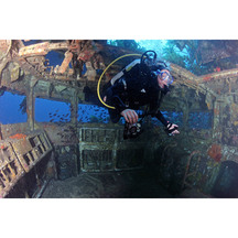 HMNZS Canterbury Shipwreck Dive in the Bay of Islands