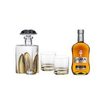Kit89178 malt whisky decanter and glasses