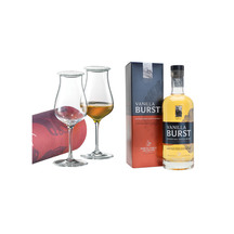Kit89177 limited edition malt whisky and two glasses highres