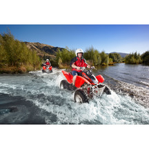 Hanmer Springs Single Seat Quad Bike Adventure - 2 Hours