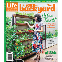 NZ Life & Leisure In Your Backyard: Urban Harvest