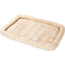 Paws and Pals Fleece Pet Bed
