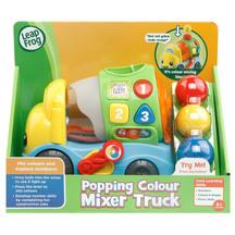 Leapfrog Poppin Colour Mixer Truck