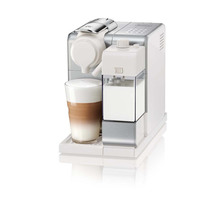 Nespresso DeLonghi Lattissima Touch Coffee Machine Silver