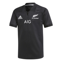 All Blacks 2018 Youth Home Jersey
