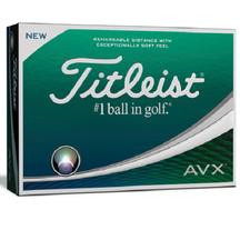 Titleist AVX Golf Balls - Dozen