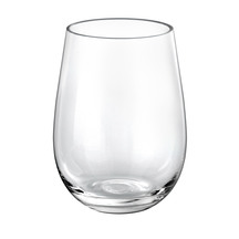 Borgonovo Stemless Wine Glasses 490ml - Set of 6