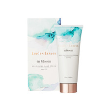 Linden Leaves Aqua Lily Nourishing Hand Cream