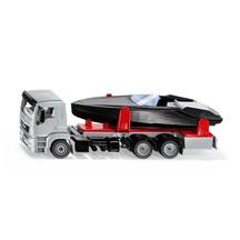 SIKU TG-A Truck w Speedboat