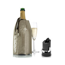 Vacu Vin Champagne Saver and Champagne Active Cooler