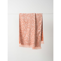 Citta Daisy Chain Velour Beach Towel
