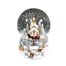 Classic Church Snowglobe