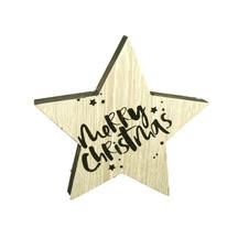 Wooden Veneer Star