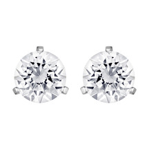 Swarovski Solitaire Pierced Earrings