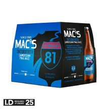Mac's Interstate APA 12 Pack Bottles 330ml