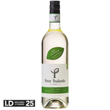 Yealands Light Pinot Gris 750ml