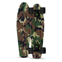 MADD Retro Skateboard - Camo