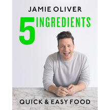 5 Ingredients Quick & Easy Food  - Jamie Oliver