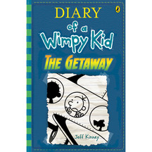 Diary of a Wimpy Kid #12: The Getaway  - Jeff Kinney