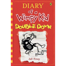 Diary of a Wimpy Kid #11: Double Down  - Jeff Kinney