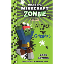 Diary of a Minecraft Zombie #15: Attack of the Gnomes! - ...