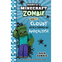 Diary of a Minecraft Zombie #14: Cloudy with a Chance of ...