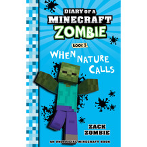 Diary of a Minecraft Zombie #03: When Nature Calls - Zack...
