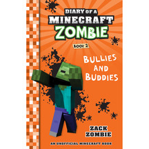 Diary of a Minecraft Zombie #02: Bullies & Buddies - Zack...