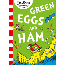 Green Eggs & Ham  - DR SEUSS