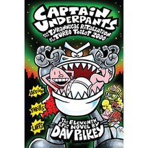 Captain Underpants and the Tyrannical Retaliation of the ...