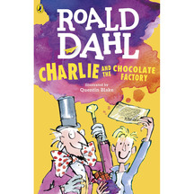 Charlie & the Chocolate Factory - Roald Dahl