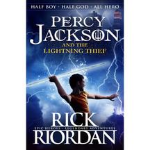 Percy Jackson #1: The Lightning Thief  - Rick Riordan