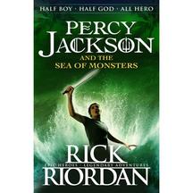 Percy Jackson #2: The Sea of Monsters  - Rick Riordan